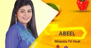 Abeel Masala TV Host