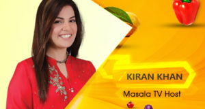 Kiran Masala TV Host