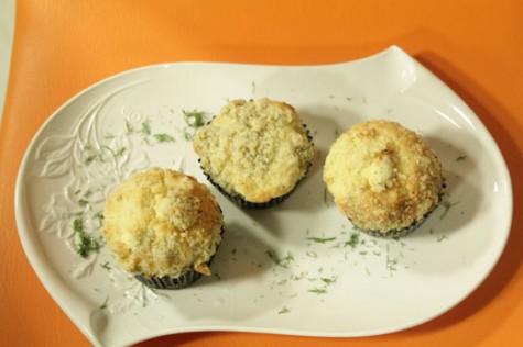 Apple Cinnamon Oat Muffins