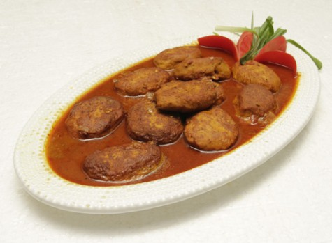 Kashmiri Kofta Gravy