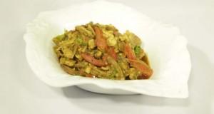Chili garlic Prawns
