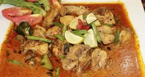 Thai Red Chicken