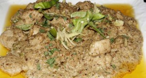 CHICKEN BONELESS HANDI