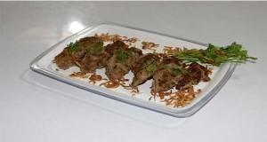 Oriental Beef Kabab