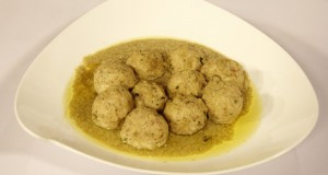 White Kofta Curry