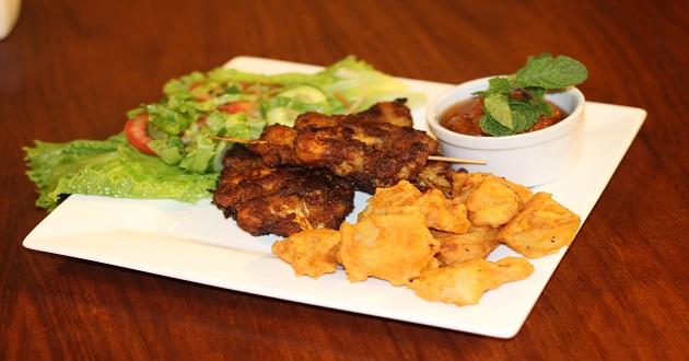 Fish Tikka by Chef Rida Aftab in Tarka