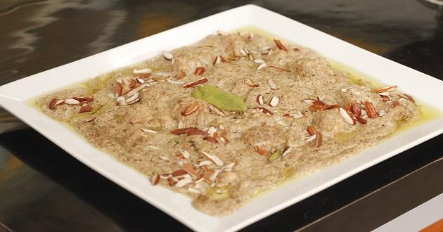 Boneless Creamy Chicken Handi By Chef Gulzar In Dawat