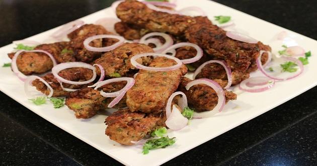Malai Seekh Kabab by Zubaida Tariq in Handi