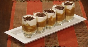 Banoffee shots by Shireen Anwar in Lively Weekends