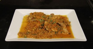 Chicken Chaap by Shireen Anwar in Lively Weekends