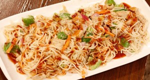 Chicken Noodles Recipe in Lively Weekends with Kiran Khan