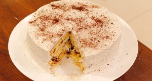 Coffee Cake Recipe in Lively Weekends with Kiran Khan