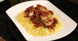 FISH GRAVY PULAO Recipes in Lively Weekends with Kiran Khan