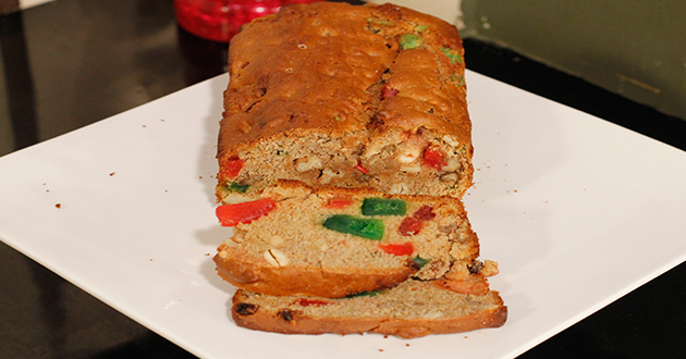 Fruity Bread by Chef Gulzar in Dawat