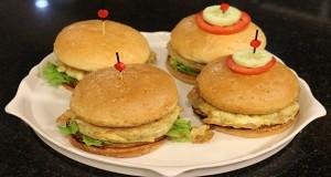Podina Daal Bun Kabab by Shireen Anwar at Masala Mornings