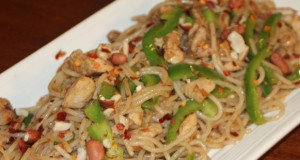 Hot and Sour Noodles by Tahir Chaudhary