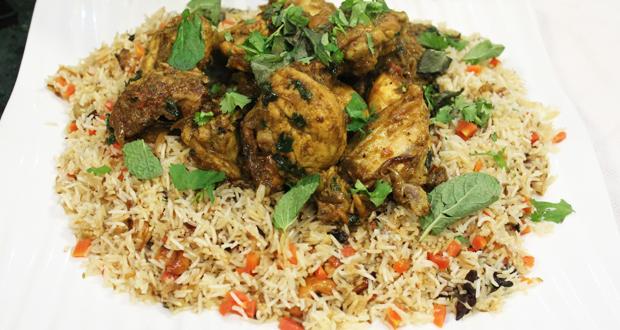 Chicken Biryani by Zarnak Sidhwa