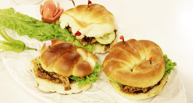 Chicken Tikka Sandwich by Shireen Anwar