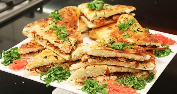 Chicken Baked Sandwich by Gulzar Hussain