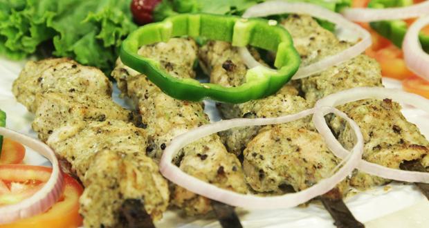 Chicken Malai Boti by Gulzar Hussain