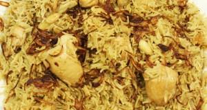Arabian Chicken with Rice by Zubaid Tariq in Handi