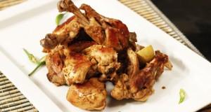 Namkeen roast chicken By Tahir Chaudhary