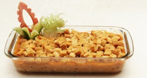 Baked crunchy chicken by Shireen Anwar