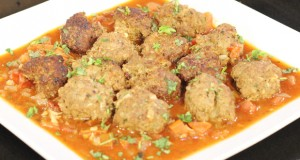 Moroccan Meat Balls