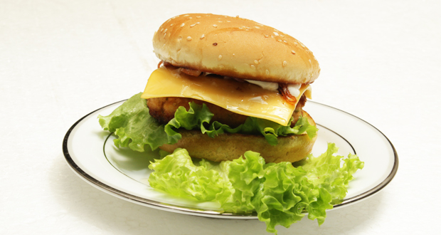 Chicken Burgers by Zarnak Sidhwa