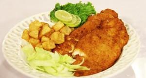 Chicken Schnitzel (Shi-nit-zal)