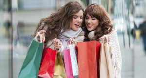Can shopping bring happiness and, if so, when?