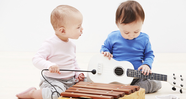 Music helps babies learn speech: study