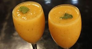Refreshing Mango Drink
