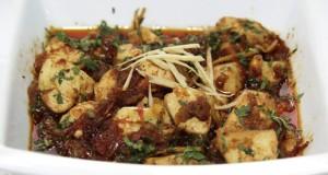 Luknowi chicken masala