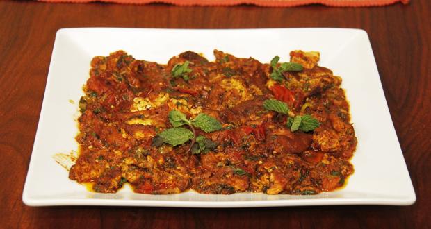 Omelet Gravy by Gulzar Hussain