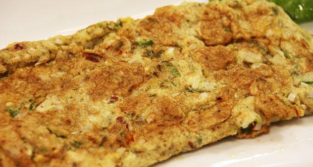 BESIN KA Omelette