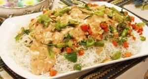 Singaporean Rice by Shireen Anwar