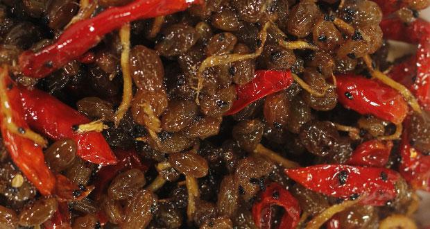 Recipes of 5 Different types of Chutney by Zubaida Tariq