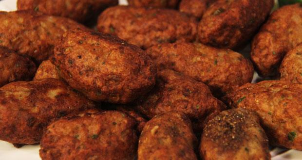 Kafta Kabab by Shireen Anwar