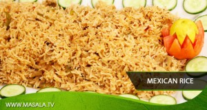 Mexican Rice by Gulzar Hussain