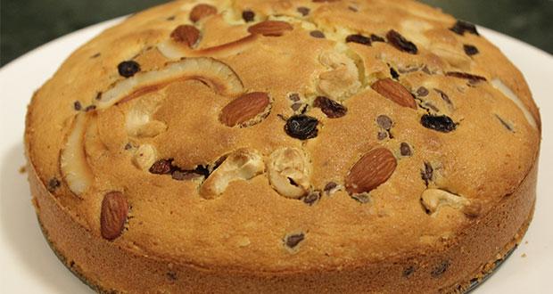 Coconut Tea Cake By Chef Rida At Tarka