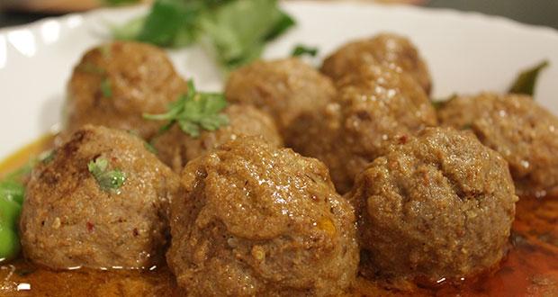 Masala Kofta By Chef Rida Aftab In Tarka