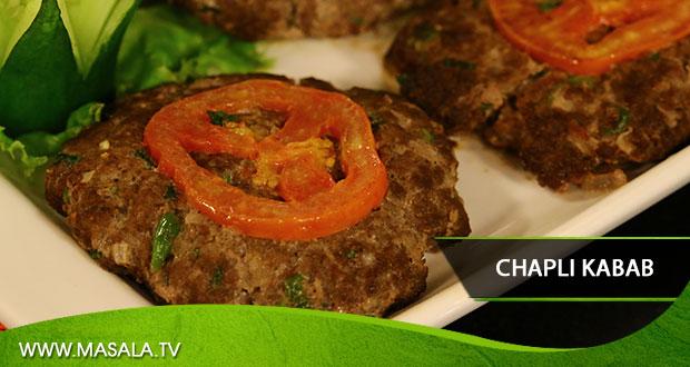 Chapli Kabab By Shireen Anwar