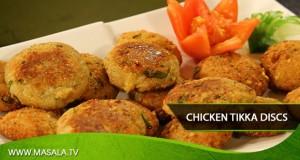 Chicken Tikka Discs By Shireen Anwar