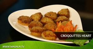 Croquettes Heart By Shireen Anwar