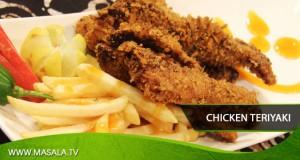 Chicken Teriyaki by Shireen Anwar