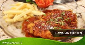 Hawaiian Chicken by Shireen Anwar