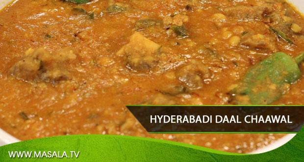 Hyderabadi Daal Chaawal