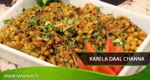Karela Daal Channa by Shireen Anwar