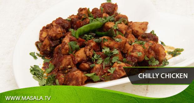 Chilli Chicken by Zarnak Sidhwa